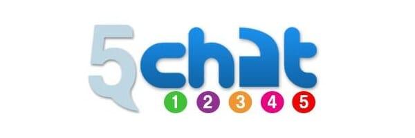 5Chat Logo