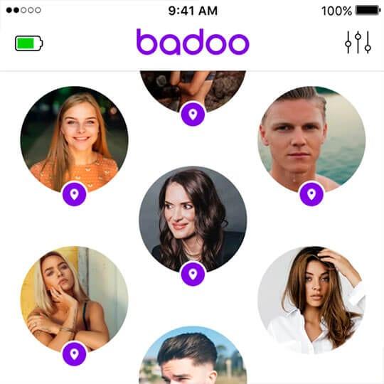Badoo Funzioni